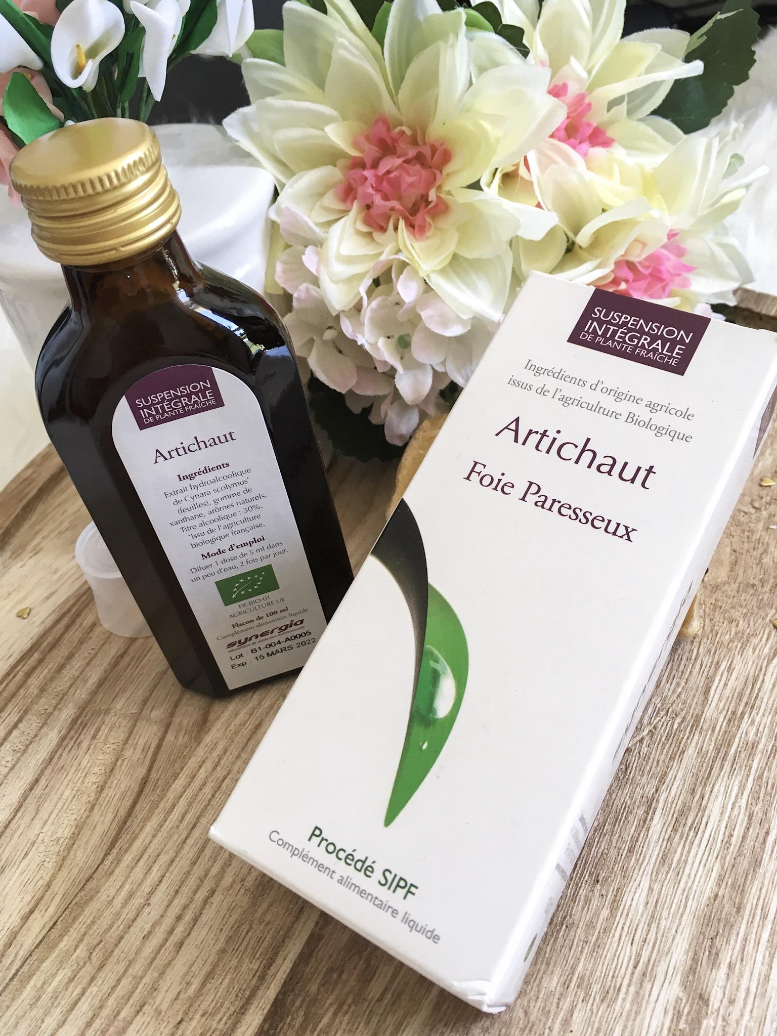 Packaging cure artichaut SIPF Bio